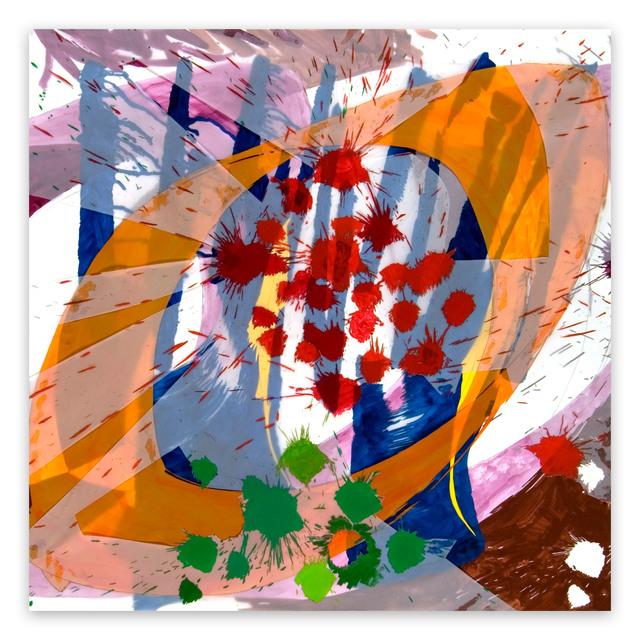 Ellen Priest, 'Jazz: Edward Simon's Venezuelan Suite 16', 2008, IdeelArt