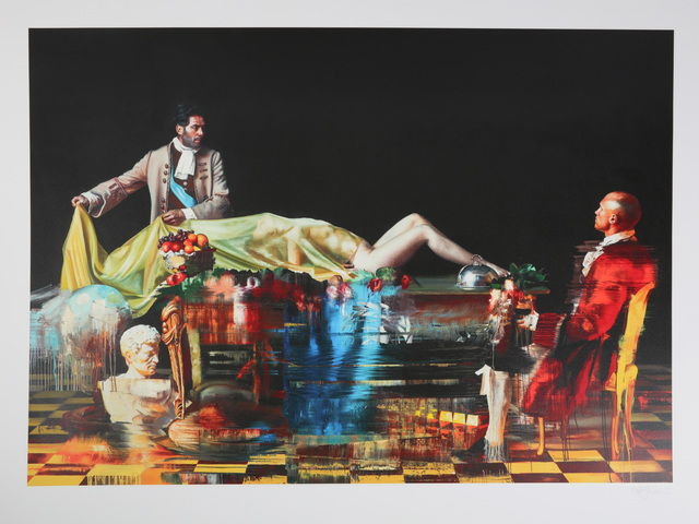 Conor Harrington, 'The Unveiling', 2014, Chiswick Auctions