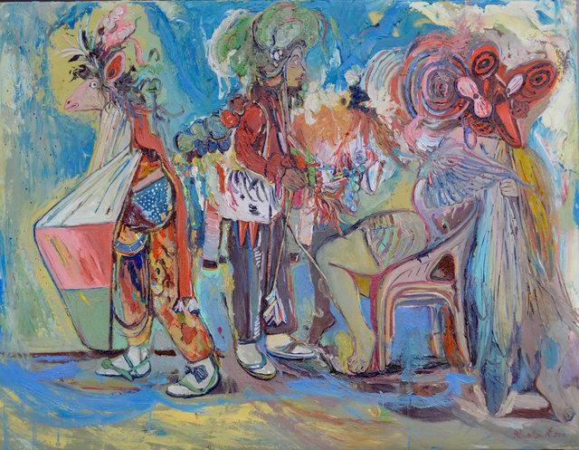 , 'Carnival,' 2016, Albemarle Gallery | Pontone Gallery