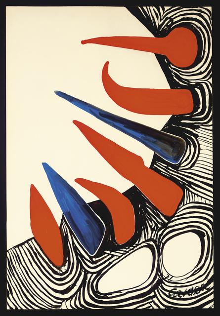 , 'Jungle ,' 1971, Omer Tiroche Gallery