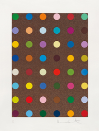 Damien Hirst, 'Carvacrol,' 2008, Phillips: Evening and Day Editions
