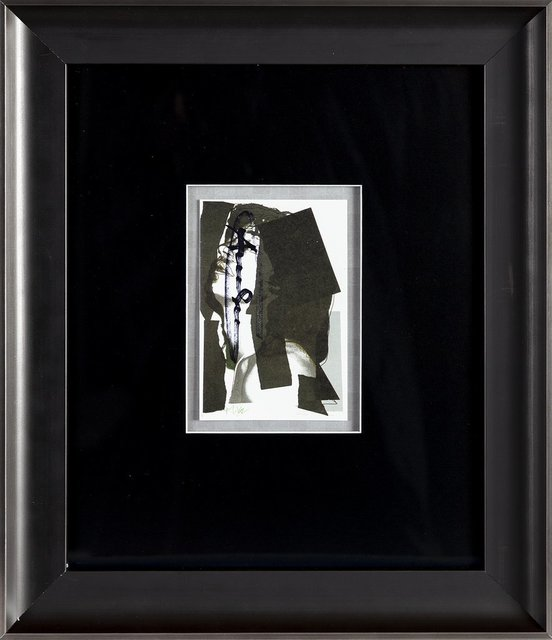 Andy Warhol, 'Andy Warhol  Mick Jagger FS.II.144 Hand Signed Gallery Announcement Invitation', 1970-2000, Drawing, Collage or other Work on Paper, Lithograph, Modern Artifact