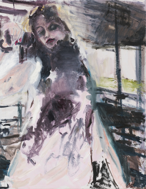 ", '""Belle de jour"",' 2015, Krokin Gallery"