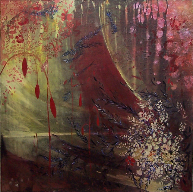 , 'Red Wave,' 2014, Rosenbaum Contemporary