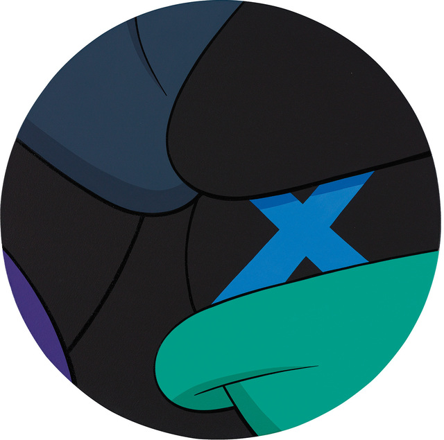 KAWS, 'UNTITLED (HTLD5)', 2011, Painting, Acrylic on canvas, Phillips