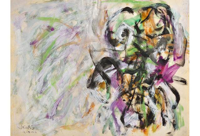 , 'Sin titutlo,' 1962, KLEUR