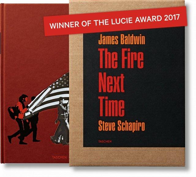 , 'James Baldwin. The Fire Next Time. Photographs by Steve Schapiro.,' 2017, TASCHEN