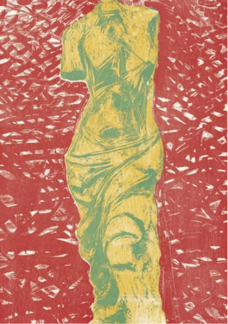 , 'Nine Views of Winter: #9,' 1985, New Gallery of Modern Art