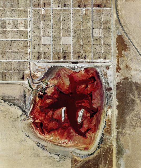 , 'Coronado Feeders, Dalhart, Texas,' 2013, Bruce Silverstein Gallery