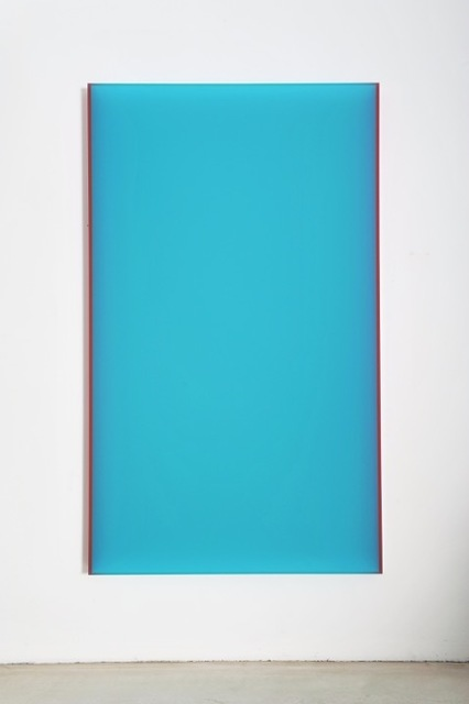 , 'color satin munich,' 2014, Galerie Judith Andreae
