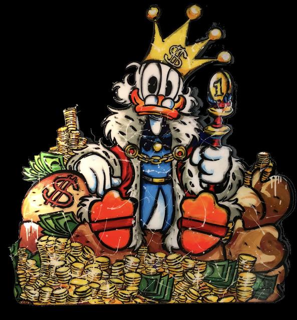, '(KFS) Scrooge McDuck,' 2018, ARTION GALLERIES