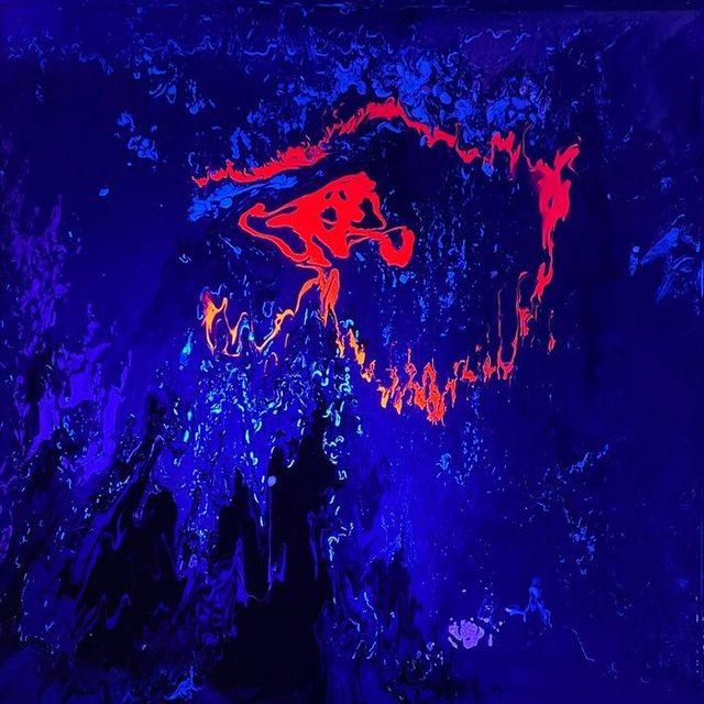Craig Garner, 'Honoring', 2020, Painting, Acrylic, Dab Art