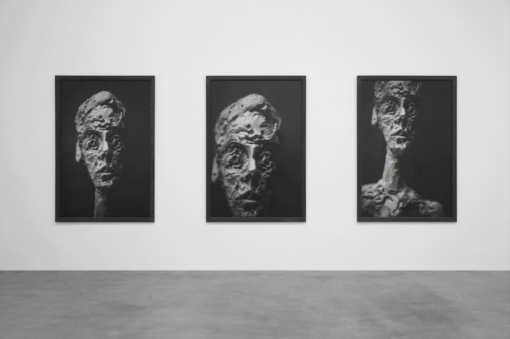 All artworks © Peter Lindbergh. © Succession Alberto Giacometti (Fondation Giacometti + ADAGP) Paris 2017. Courtesy Gagosian. Installation photography: Lucy Dawkins.