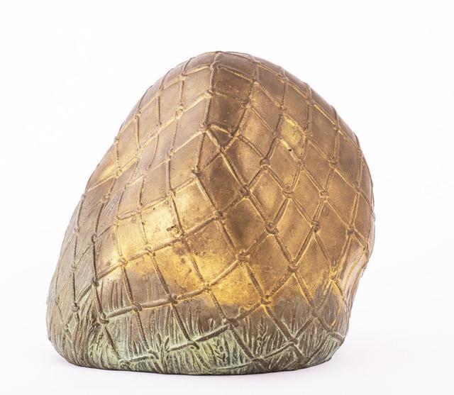 Antonio Trotta, 'Dalla Raccolta. Sasso', 1990, Sculpture, Brass, Itineris