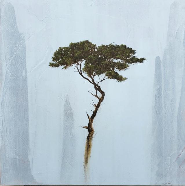 Robert Marchessault, 'Tasu II', 2020, Painting, Huile et acrylique sur panneau / Oil and Acrylic on Panel, Galerie de Bellefeuille