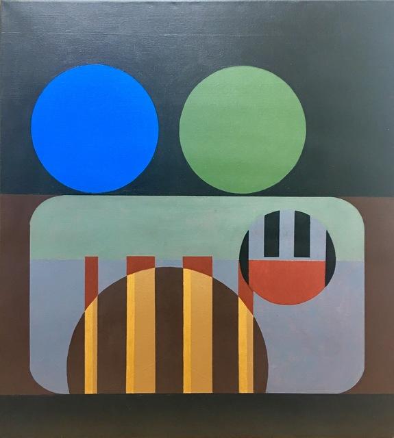 , 'Alegria II,' 1974, Leon Tovar Gallery