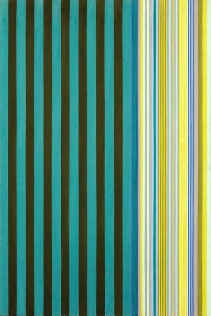 , 'Green Stripes,' 1970, D. Wigmore Fine Art