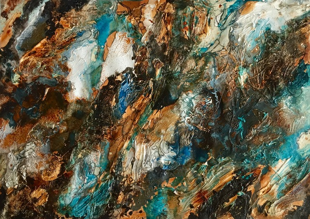 , 'Tropical Erosion 23,' 2016, Alessandro Berni Gallery
