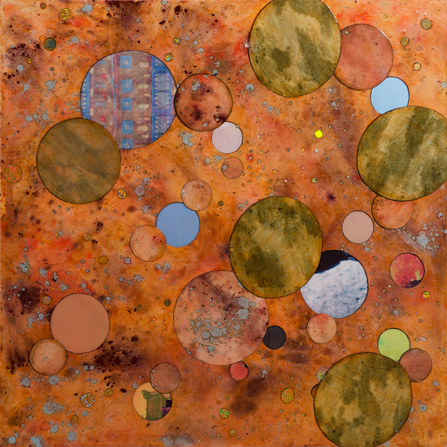 , 'Planets,' 2010-2011, Ethos Contemporary Art
