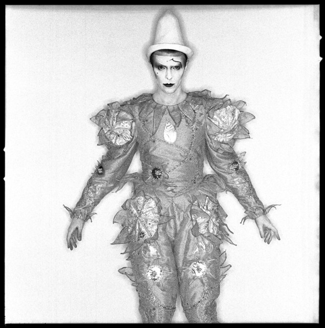 , 'David Bowie. Scary Monster,' , CAMERA WORK