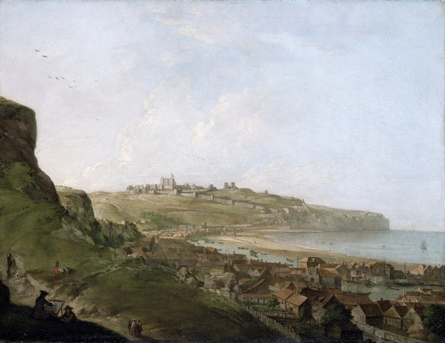 , 'Dover Castle,' 1746-1747, Princeton University Art Museum