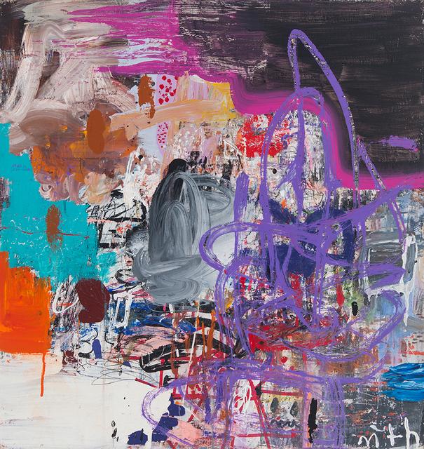 , 'Lunar Park,' 2018, Linda Hodges Gallery