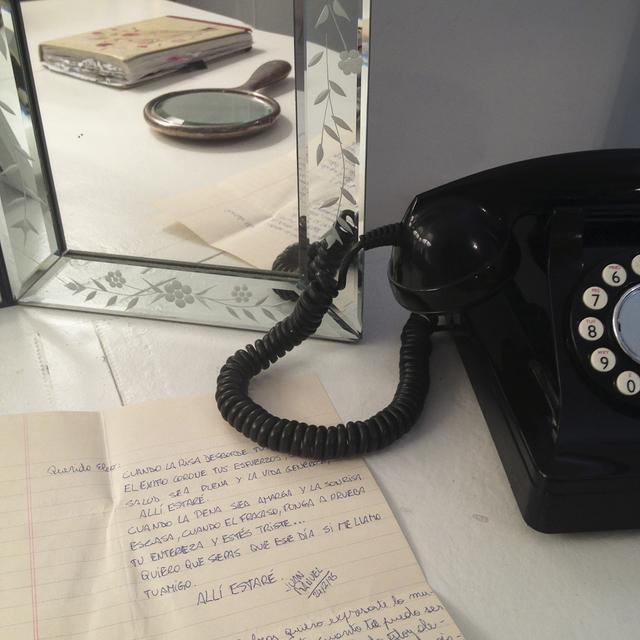 , 'La carta de Juan Manuel,' , Fabrik Gallery