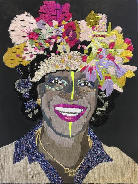 , 'Fighting Females #2, MPJ Pioneer Spirit,' 2018, Rademakers Gallery