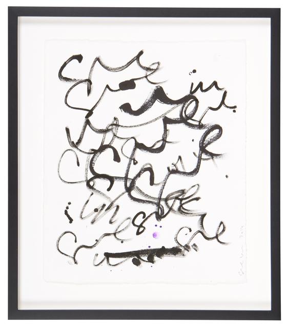 , 'Signature Note,' 2014, Other Criteria