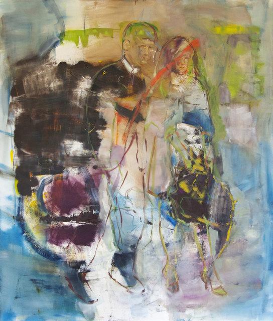 , 'Liquid Times,' 2016, Galerie Crone
