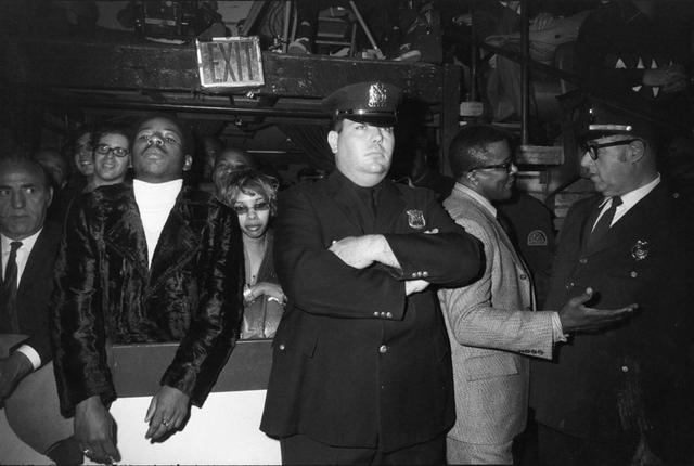, 'Muhammad Ali-Oscar Bonavena Fight, Madison  Square Garden, New York,' 1970, Pace/MacGill Gallery