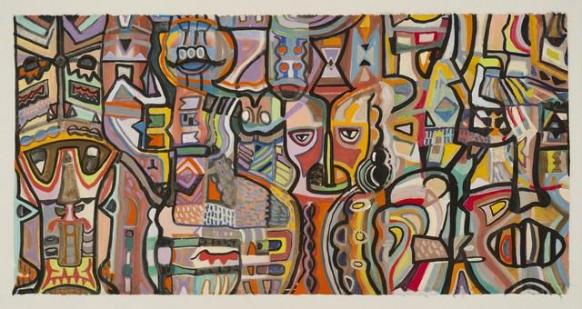 , 'Earth Slough No. 250,' 2013-2016, Juliette Culture and Art Development Co. Ltd.
