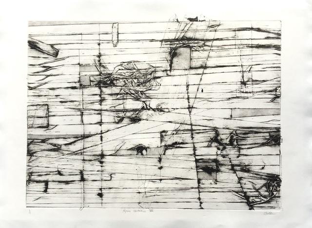 , 'Space Notation 7,' 2014, KOKI ARTS