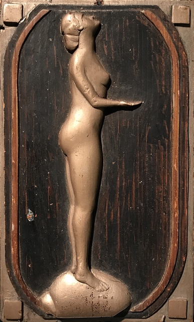 Unknown Artist, 'Nude Woman', early 20th century, Ricco/Maresca Gallery