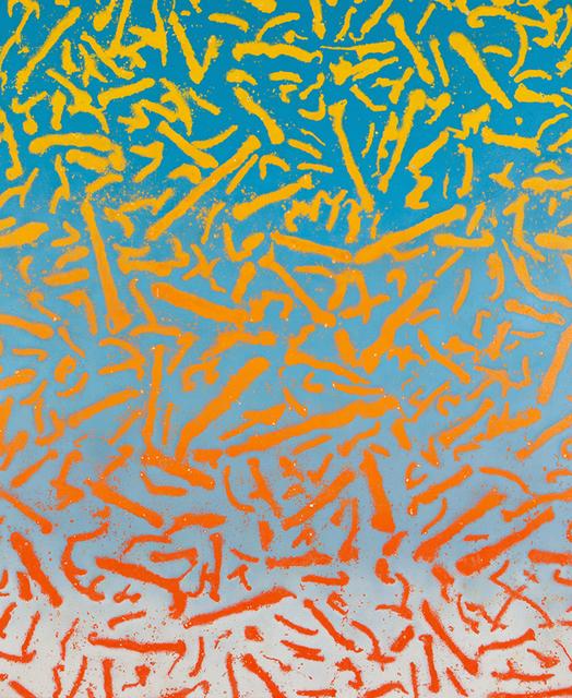 , 'Bacterio Resist (Hypocrystalline Sun/Sky),' 2015, Barry Whistler Gallery