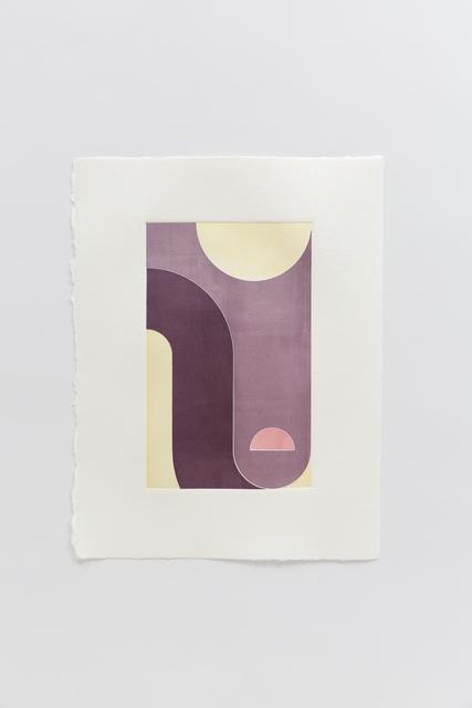 , 'Moonscapes No.5,' 2018, Tappan