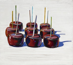 Nine Candy Apples