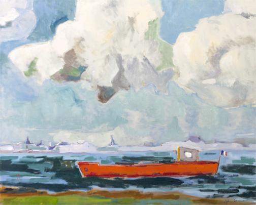 John Lennard, 'GATEWAY TO THE OCEAN', 2016, Roberts Gallery Ltd.