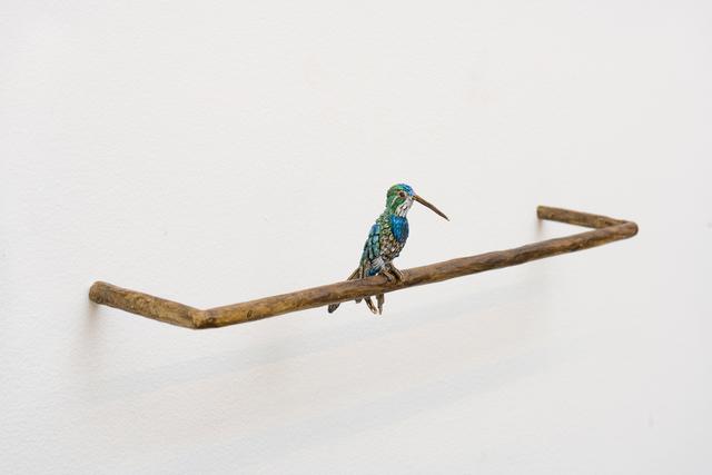 , 'Pouso (Isaque),' 2017, Fortes D'Aloia & Gabriel