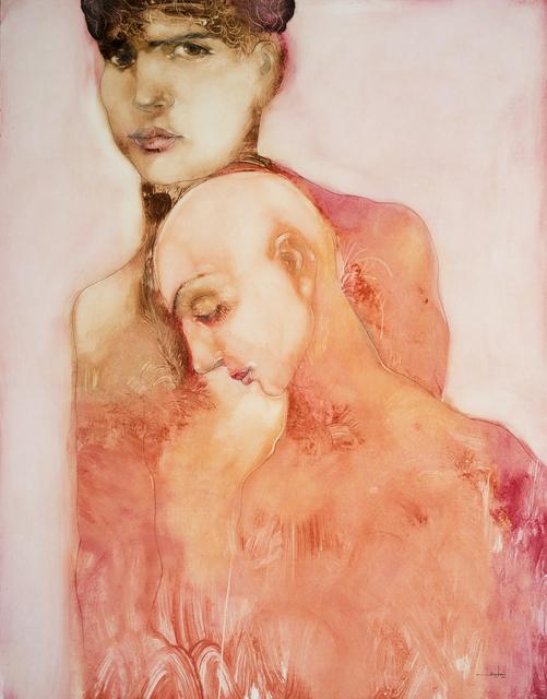 , 'Friendship,' 2017, Lois Lambert Gallery