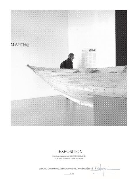 , 'L'exposition,' 2015, mfc - michèle didier