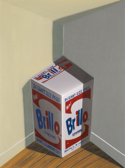 , 'Brillo,' 2008, Hanmi Gallery