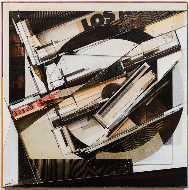 , 'LOS,' 2017, StolenSpace Gallery