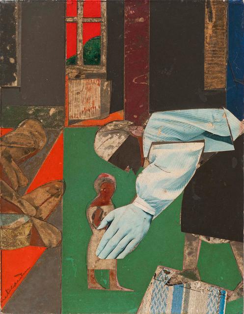 , 'Little Sister,' ca. 1968, Michael Rosenfeld Gallery