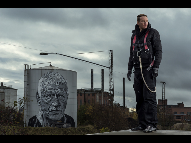 , 'ecb (Germany), Naestved,' 2013, Subliminal Projects