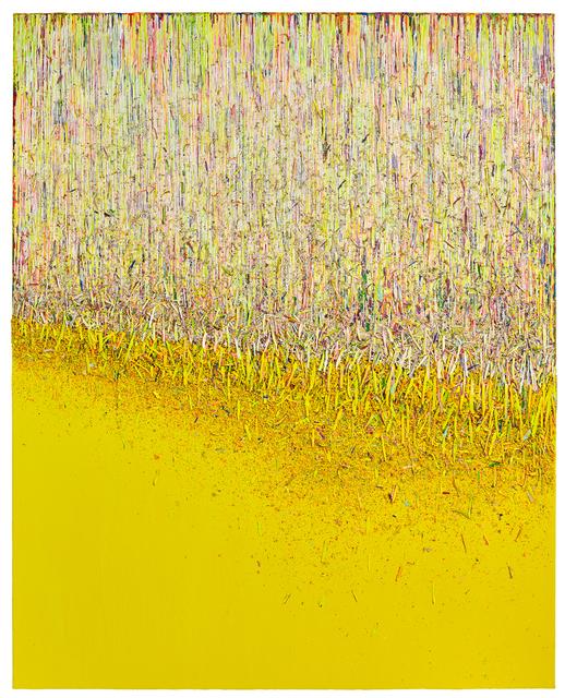Hur Kyung-Ae, 'Untitled(N° JP0318BP)', 2018, Art Works Paris Seoul Gallery