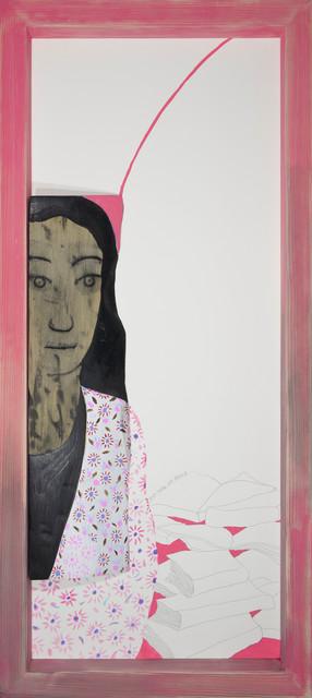 , 'Pink Table,' 2013, Hakgojae Gallery