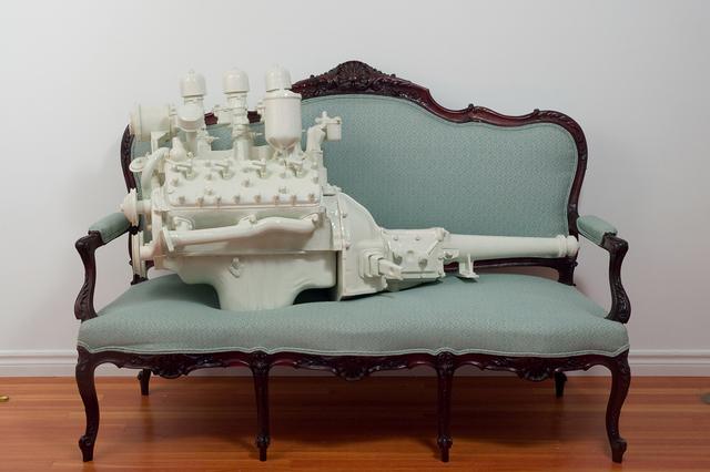 , 'Three Deuce's,' 2010, Art Mûr