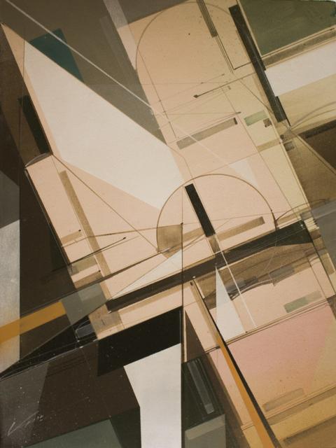 , 'Adelante No. 4,' 2014, Celaya Brothers Gallery