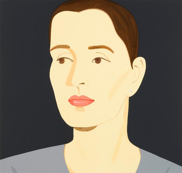 Alex Katz, 'Vivien', 2012, MLTPL